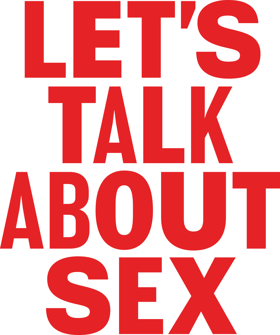 logo for Let's Talk About Sex